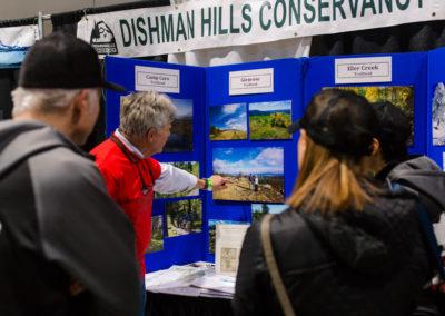 Dishman Hills