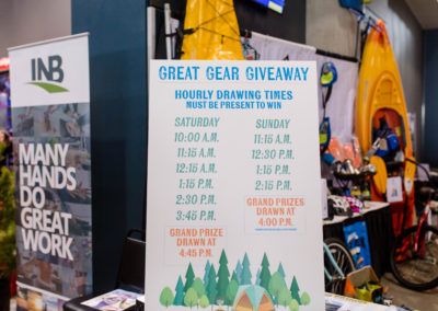 Great Gear Giveaway